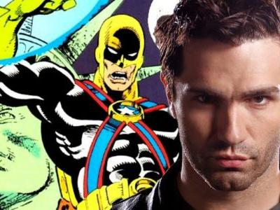 Supergirl Casts Smallville Alum Sam Witwer As Agent Liberty