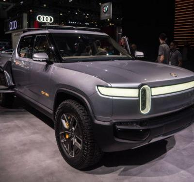 Ford invests $500 million in electric car startup Rivian
