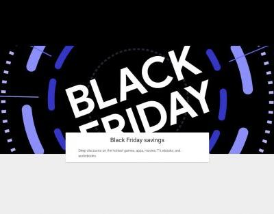 Google Play Offering Discounts Up To 80% For Black Friday