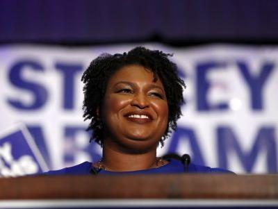 Democrat Stacey Abrams says she can't win Georgia governor race
