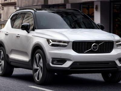 Say Hello To The New XC40, Volvo's Smallest SUV