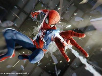Marvel's Spider-Man is Fastest-Selling Game in the UK in 2018
