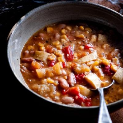 Instant Pot Three Sisters Soup