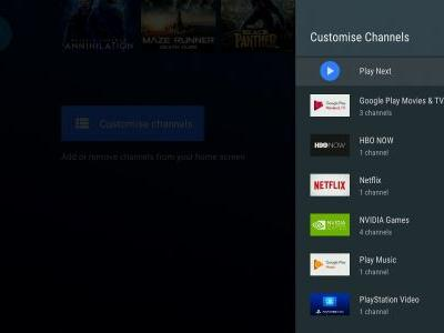 Android TV: A Closer Look At Oreo On The NVIDIA SHIELD