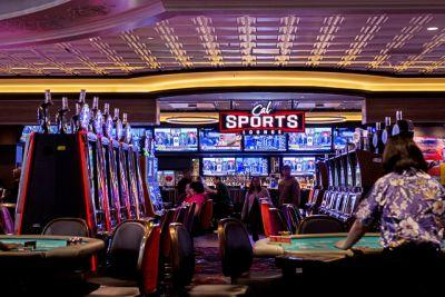 October gaming win in Nevada soars 11.1 percent while visitation ticks down