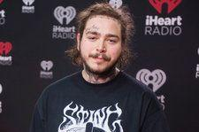 Post Malone's Plane Lands Safely After Wheel Malfunction