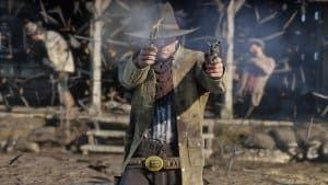 Rockstar Announces Red Dead Online, Launching November 2018