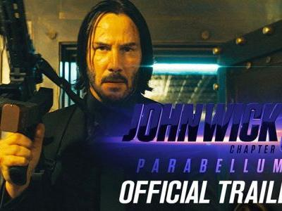 John Wick: Chapter 3 - Parabellum Trailer: And Away We Go