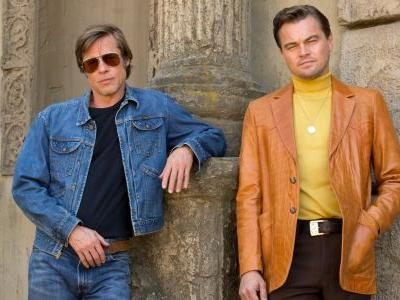The first trailer of Quentin Tarantino's new movie starring Leonardo DiCaprio and Brad Pitt is out, and we can't wait to see more