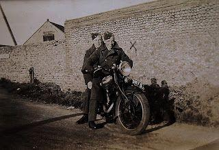 Sabbatical Rides: Following Grandad On The British Expeditionary Force