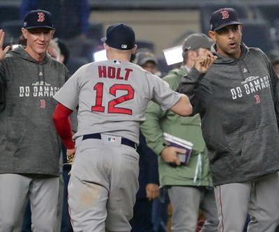 Alex Cora made the right moves when Red Sox needed it most