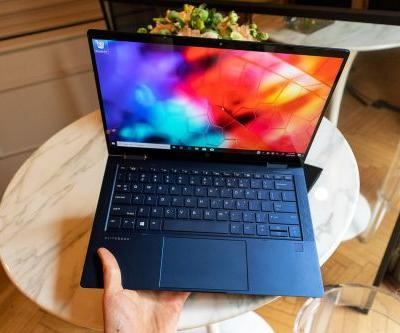 HP's new Elite Dragonfly business laptop has mass appeal