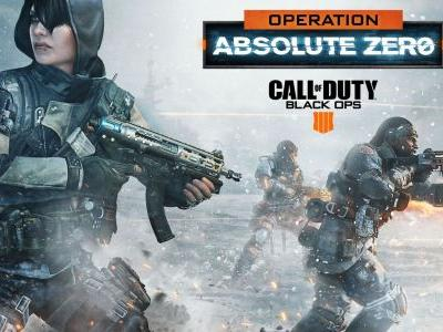 Call of Duty: Black Ops 4 Operation Absolute Zero Goes Live Today, New Specialist Incoming