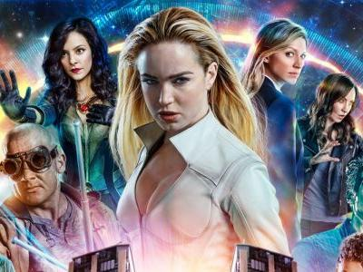 Legends of Tomorrow Season 4 Return Trailer Pokes Fun At Arrow, Flash & Supergirl