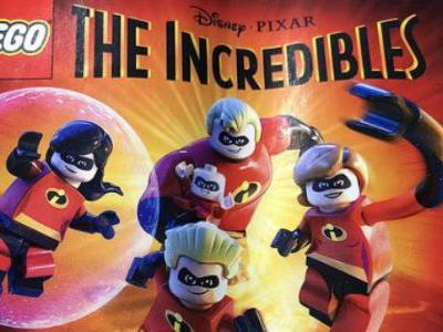 Report: Lego Incredibles Game On The Way
