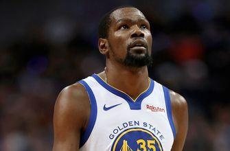 Shannon Sharpe thinks Kevin Durant is 'not having fun anymore' and is ready to move on from Warriors