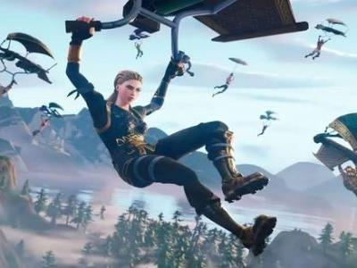 Fortnite is Bringing Back a Revamped Glider Redeploy as an In-Game Item