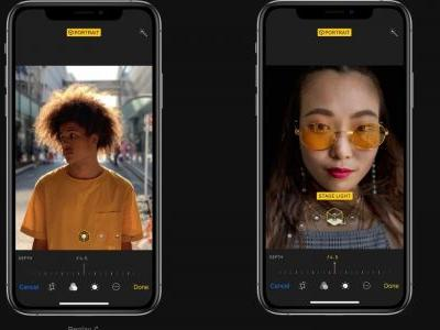 Apple to add support for depth control while taking an image w/ iPhone XS