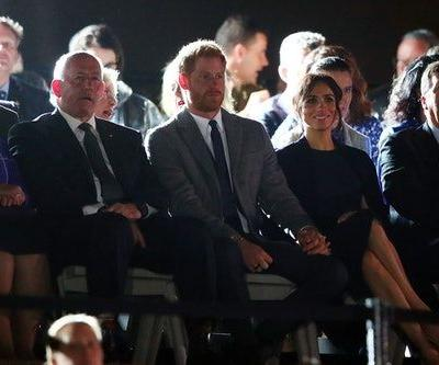 Prince Harry's Comments About Meghan Markle & Their Baby At The Invictus Games Are Adorable