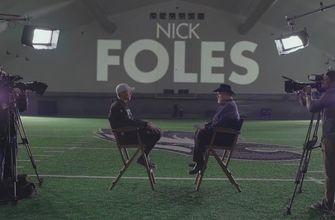 Eagles QB Nick Foles talks about his long journey and future with Terry Bradshaw