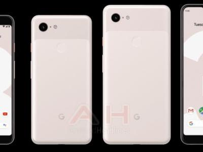 Yet another Pixel 3 leak shows off new 'Sand' color
