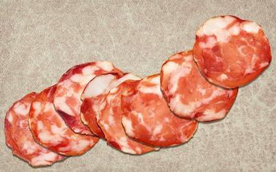Pork salami recalled after customer finds metal shavings