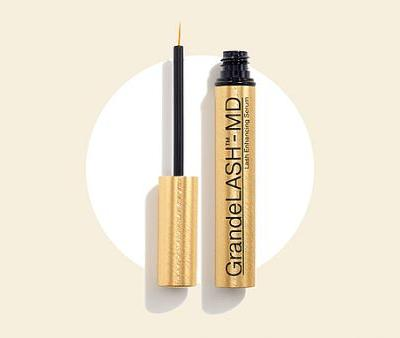 The Lash Booster That Saved My Stubby Lashes