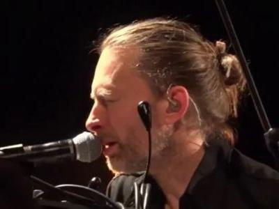 See Thom Yorke play new song 'I'm a Very Rude Person' in a rare solo set