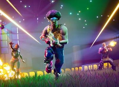 Fortnite's latest update adds a beastly shotgun and sweetens the game on Switch