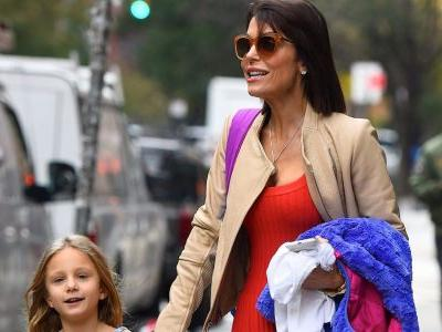 Daddy Duty? Bethenny Frankel's New Man Meets Her Daughter Bryn For The First Time