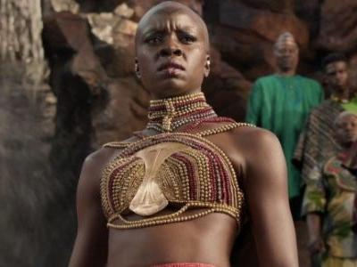 'Black Panther' Featurette Introduces Okoye and Nakia, Warriors of Wakanda