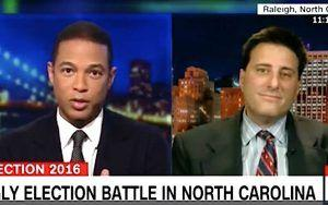 Don Lemon Warns GOP Guest About Being 'Confrontational' in Testy Exchange Over Voter Suppression