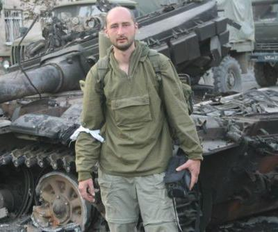 Russian Journalist Critical of Putin Assassinated in Kiev