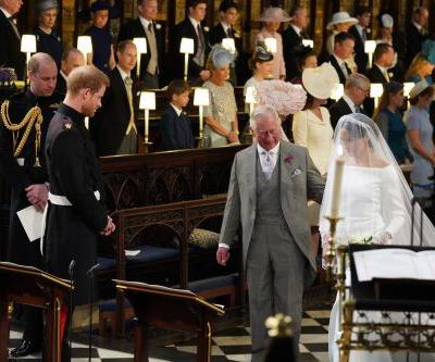 "Prince Charles's Royal Wedding Speech to His ""Darling Old Harry"" Left Everyone Emotional"