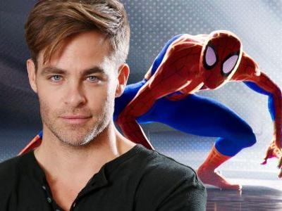 Chris Pine's Surprise Role In Spider-Man: Into The Spider-Verse Explained