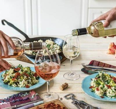 Blue Apron and HelloFresh both offer extremely similar wine subscriptions - but there are certain details that prove how they differ