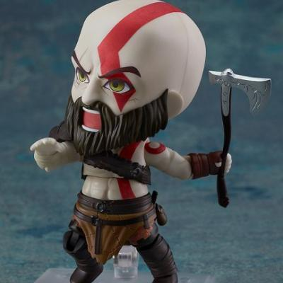 Boy! This Kratos Figure Is Adorable!
