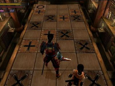 Onimusha: Warlords Floor Puzzle Guide