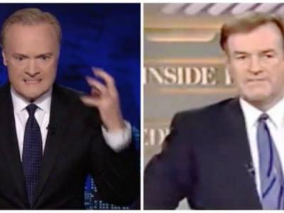 The Internet Has Already Made Some Hilarious Mash-Ups of the Lawrence O'Donnell Video