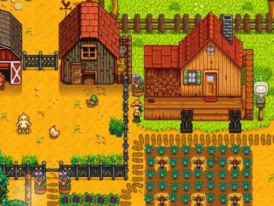 Stardew Valley has a performance update on Switch