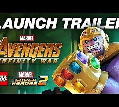 Go to Infinity with Thanos in LEGO Marvel Super Heroes 2 DLC