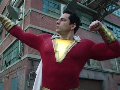 Zachary Levi Thinks He'll Face Off Against The Rock's Black Adam In Shazam! 3