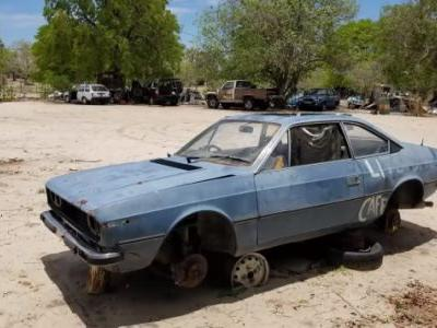 The Lancia Beta From The 'Top Gear Botswana Special' Has Been Found