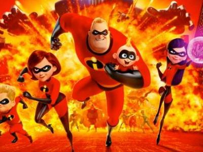 'Incredibles 2' Smashes Box Office Records with the Biggest Opening Ever for Animated Movies