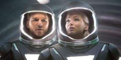 New Passengers Trailer Features Imagine Dragons Song 'Levitate'