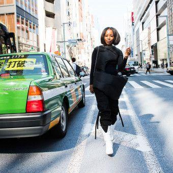 Kahlana Barfield Brown's Guide to the Best New Instagram Spots in Tokyo