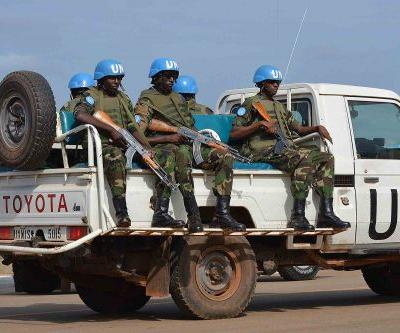 10 UN aid workers missing in South Sudan