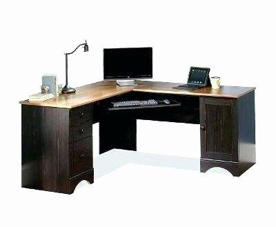 20 Beautiful Corner Computer Desk with Keyboard Tray Images