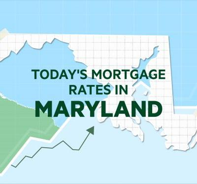 Today's mortgage and refinance rates in Maryland