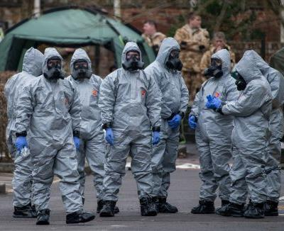 Weapons watchdog: Nerve agent used to attack ex-spy was never declared